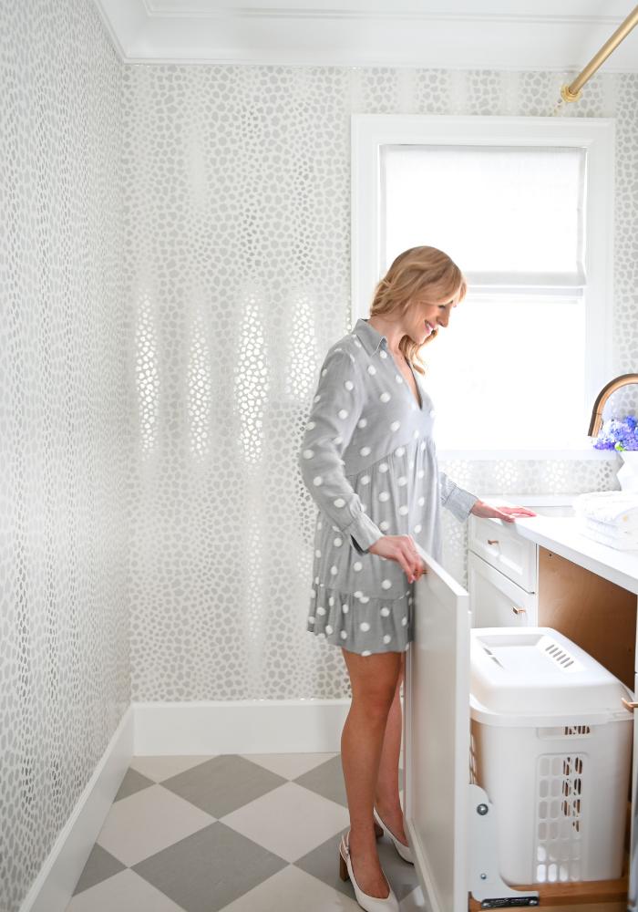 Maria De Cotis Interior Design Vancouver Bright Kitchen Bathroom Mudroom Custom Design